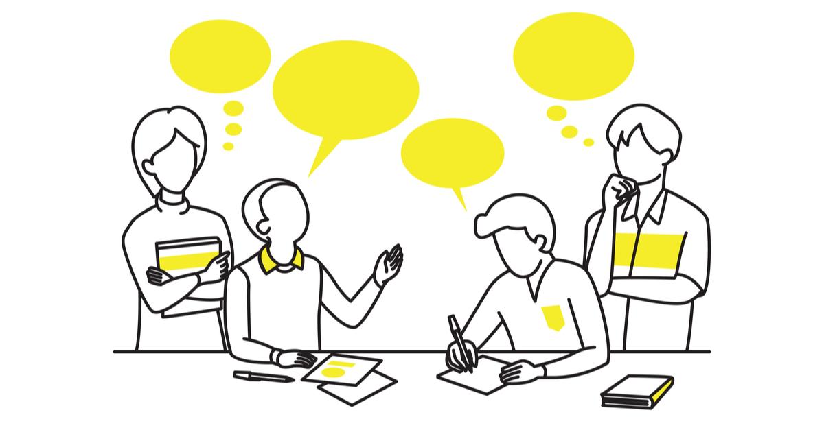 聞く言葉と周りの人を変えると、性格が変わる?